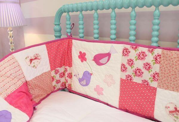 Декорировать кроватку своими руками фото 909