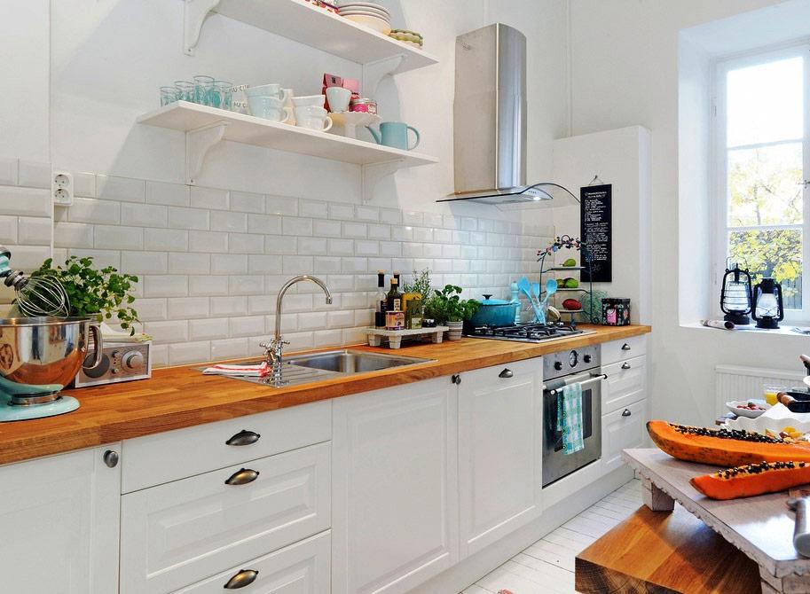 Кухни идеи фото