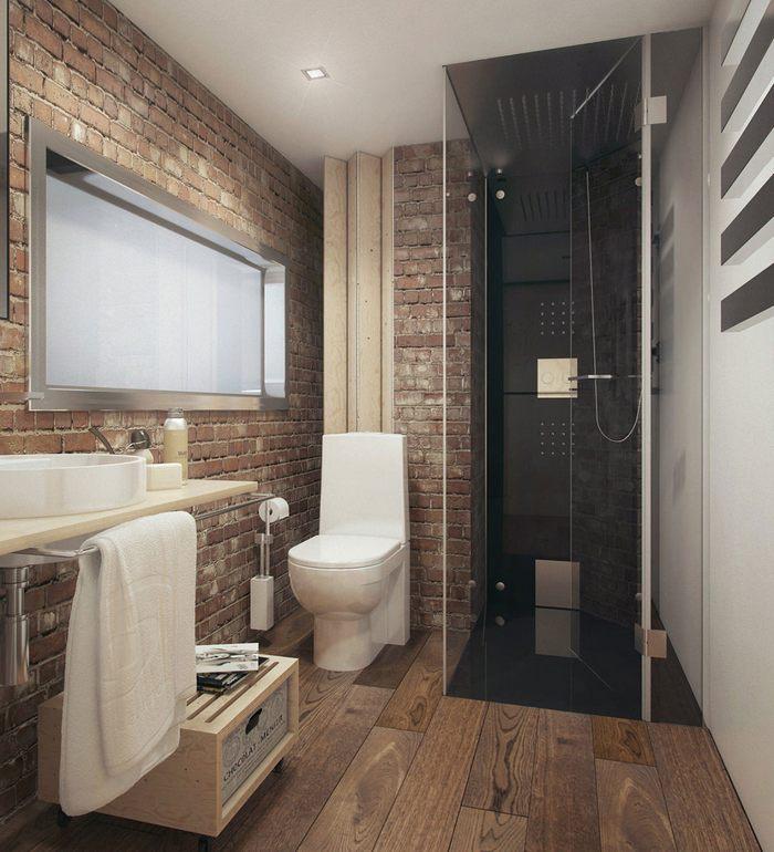 Finished Basement Bathroom Pictures: Малогабаритная ванная комната