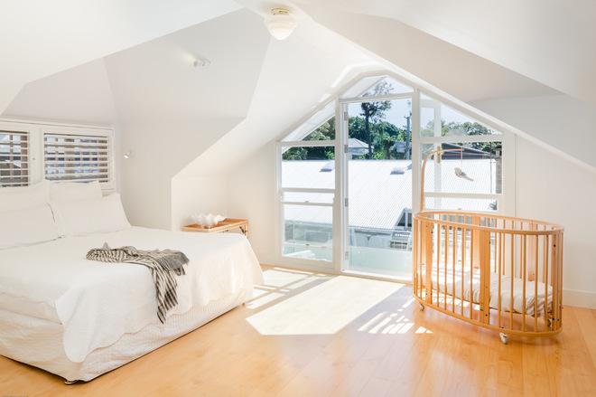 Спальни в детской в одной комнате