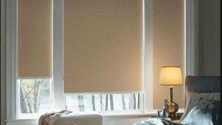 6 идей защиты от солнца в квартире