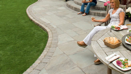 Как укладывать тротуарную плитку своими руками