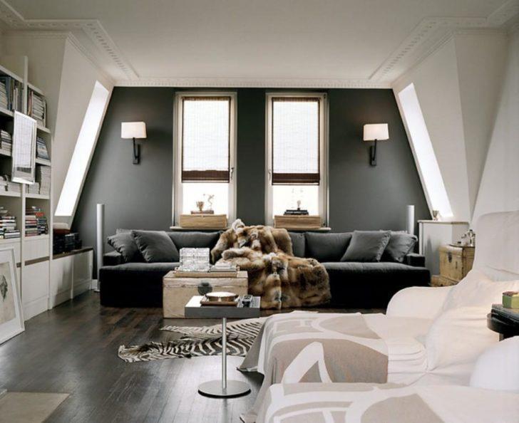 гостиная с двумя комнатами