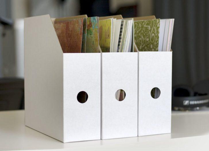 Хранение бумаги своими руками
