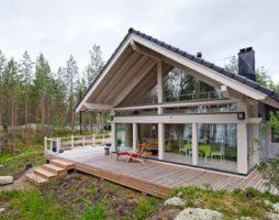 Проекты дачных домиков и коттеджей