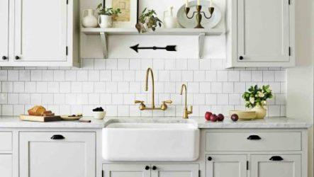 Белая кухня – в чем её прелесть?