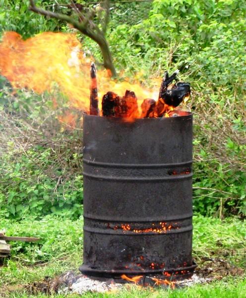 защита дачи от огня