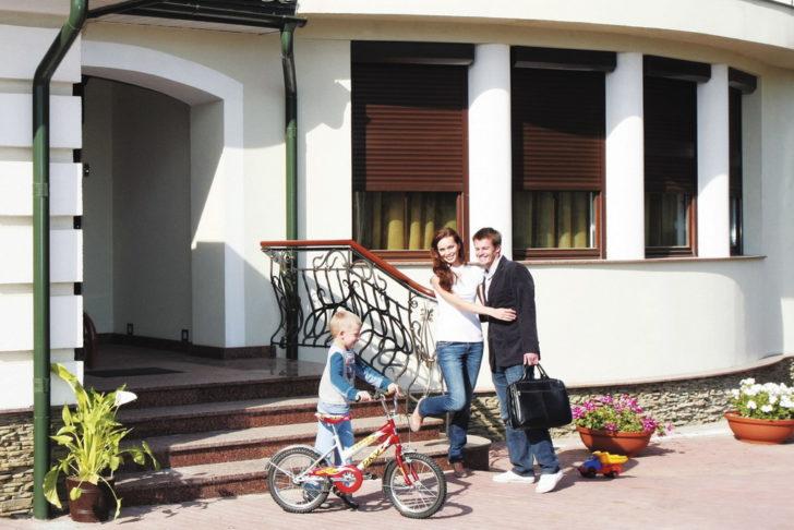 как обезопасить загородный дом