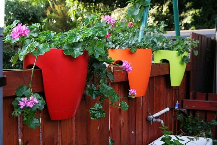 Как сделать садовые вазоны своими руками: 130 фото примеров.