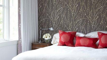Убаюкивающее великолепие обоев в спальню