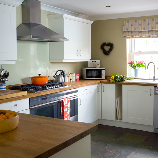 Минусы белой кухни