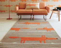 Ковры и коврики в квартире