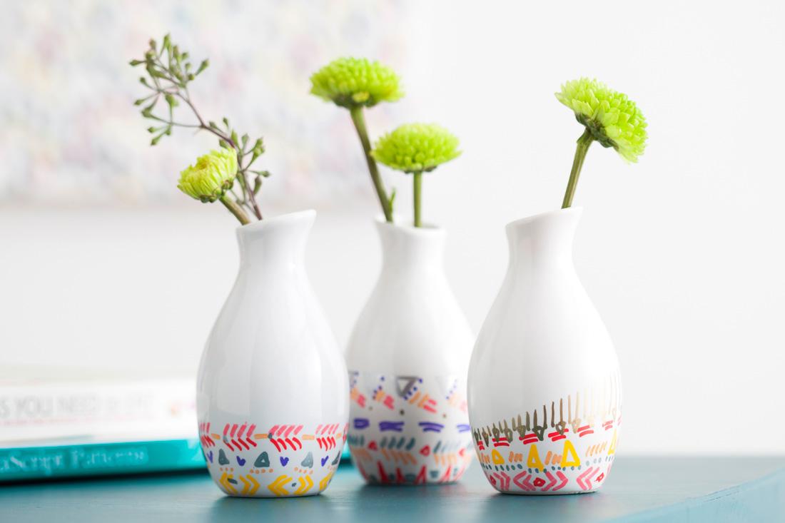 01-2 Роспись по стеклу: мастер-класс рисования на бутылках, керамике, вазах для начинающих своими руками