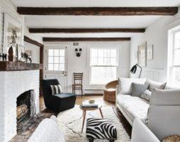 Идеи и стили интерьера загородного дома