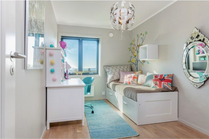 дизайн детской комнаты для девочек