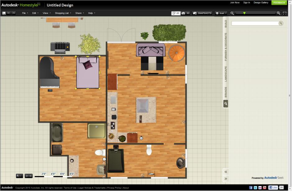 Программа дизайн для планировки дома