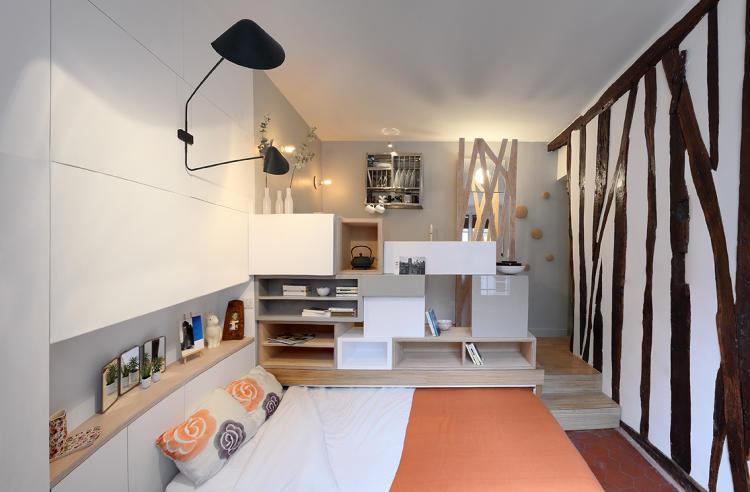 Идеи дизайна интерьера комнаты 12 кв.м фото