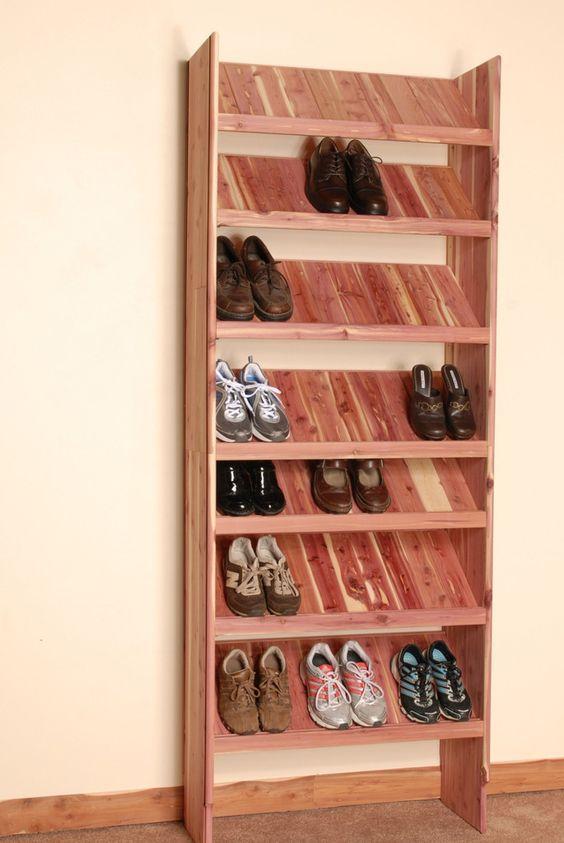Шкафы для обуви своими руками фото 753