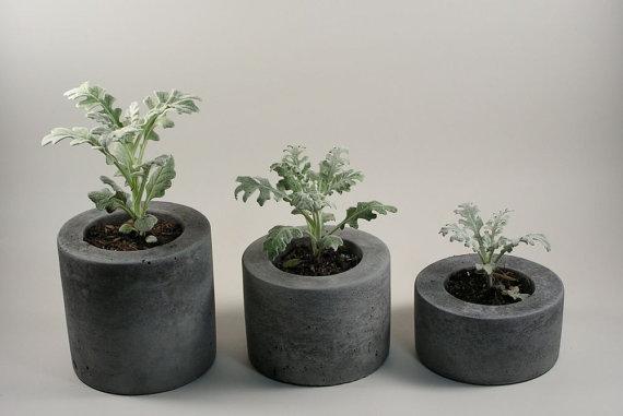 горшок для цветов своими руками