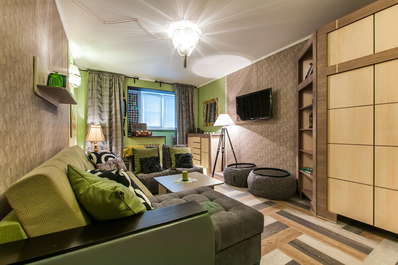 дизайн узкой гостиной с балконом фото заявил