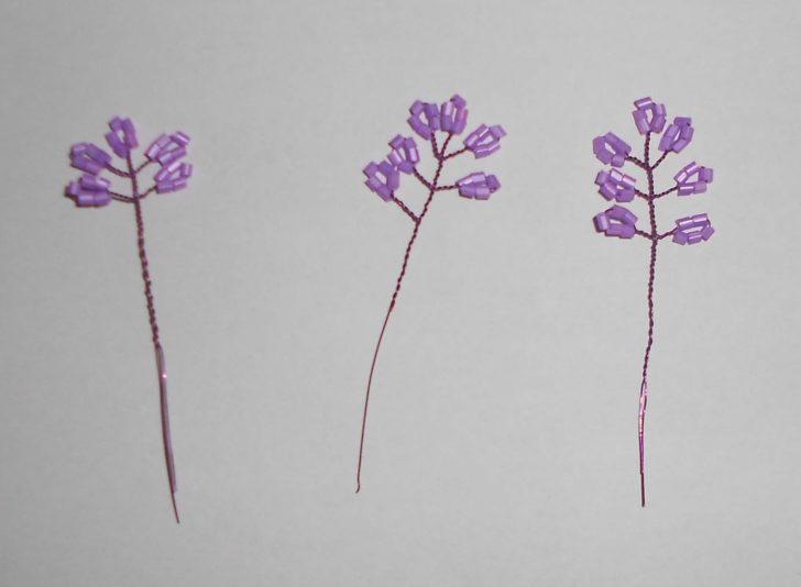 20-8-728x534 Цветы и букеты из бисера — Цветы букеты