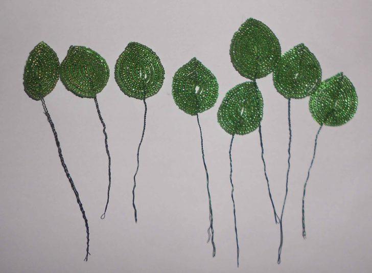 21-8-728x534 Цветы и букеты из бисера — Цветы букеты