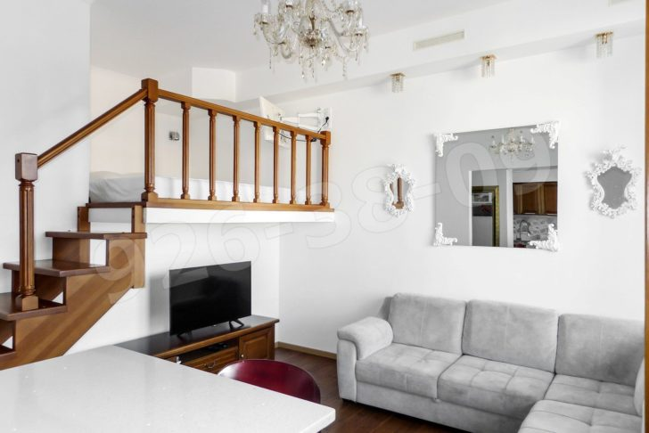 дизайн гостиной 18 кв.м.