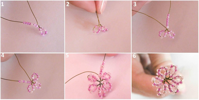 жилеты, меховые как сделать цветочек из бисера картинки поэтапно моменту выпуска данной
