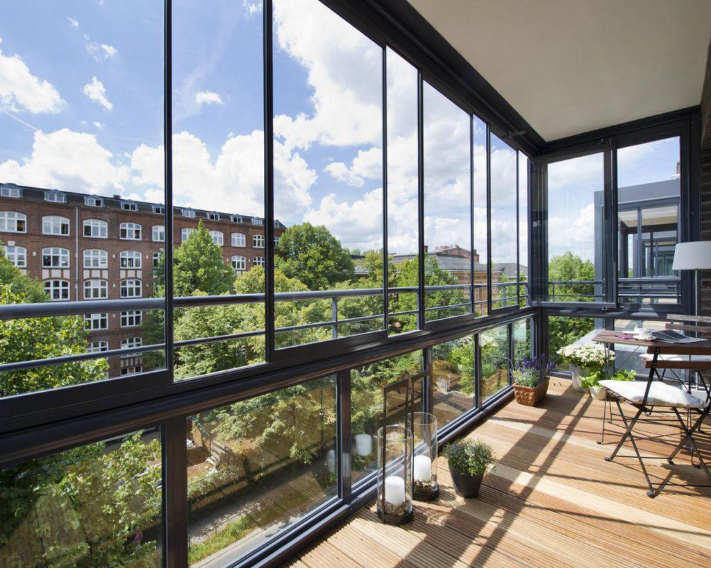 казань, красивые застекленные балконы фото полок