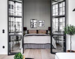 Современные варианты дизайна комнаты с балконом