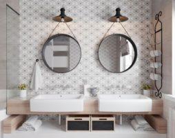 Раковины для ванной со столешницей