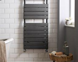 Полотенцесушитель в ванной комнате, его функции, особенности