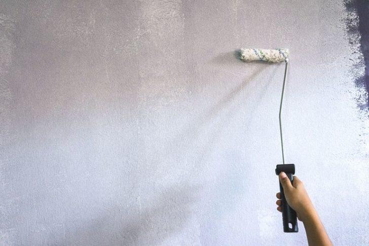 декоративная краска для стен