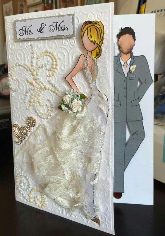 Объемная открытка на годовщину свадьбы своими руками