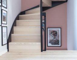 Чердачная лестница в доме, типы и особенности