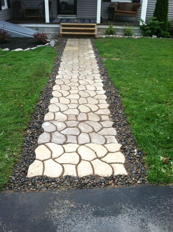 формы для тротуарной плитки