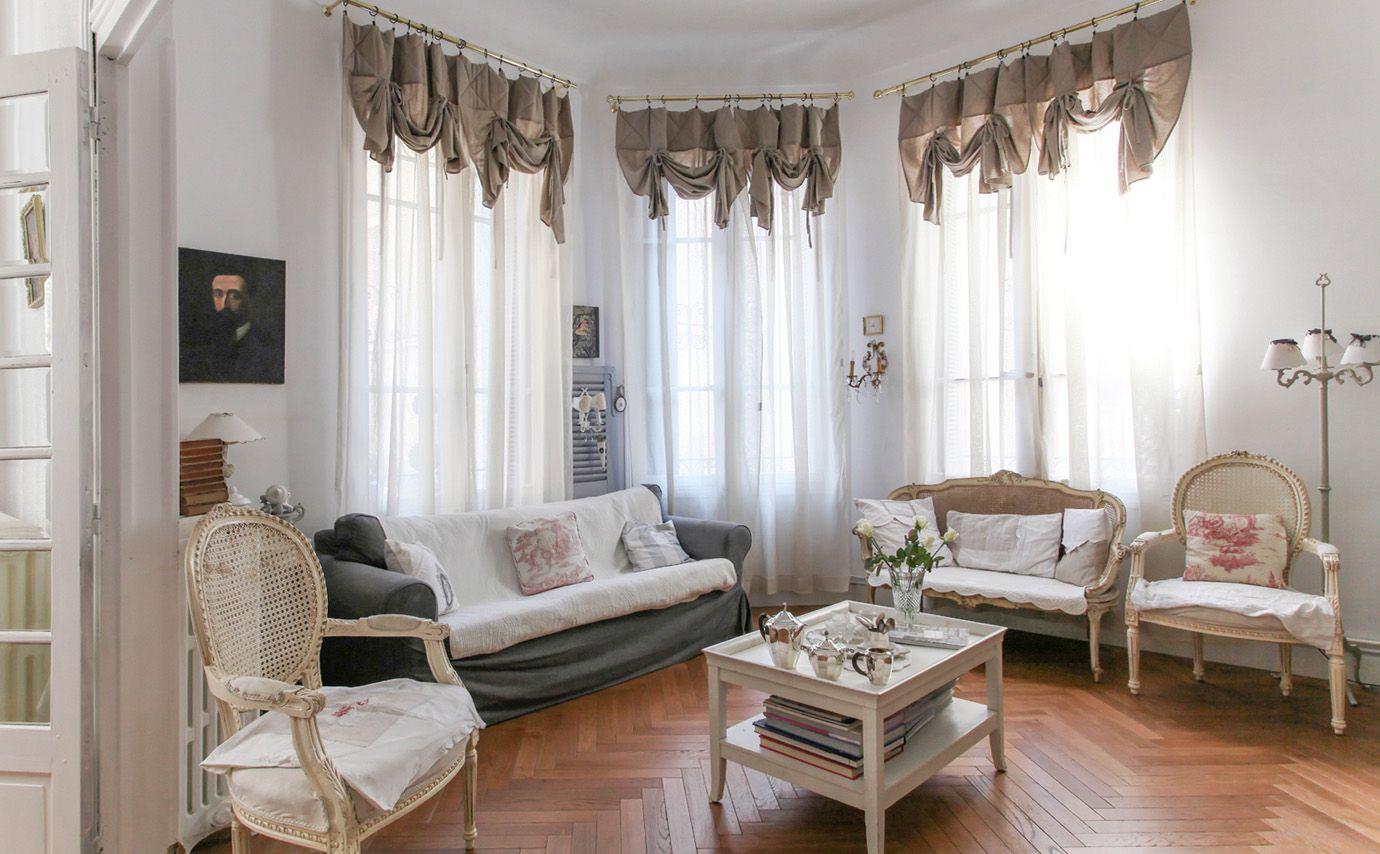 рисовать немного шторы для гостиной в английском стиле фото через