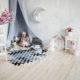 Экологически чистые материалы для комнаты ребенка:  забота в каждой детали