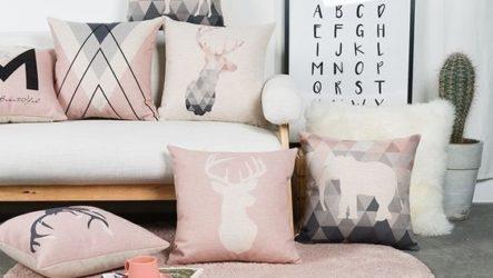 Декоративные подушки: многообразные способы украшения интерьера и создания удобных зон отдыха