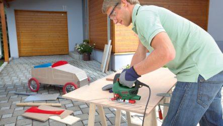 Виды инструментов для работы с деревом, специфика применения