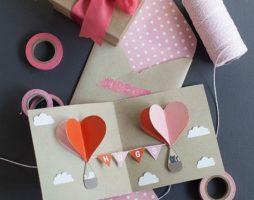 Как сделать красивую открытку своими руками