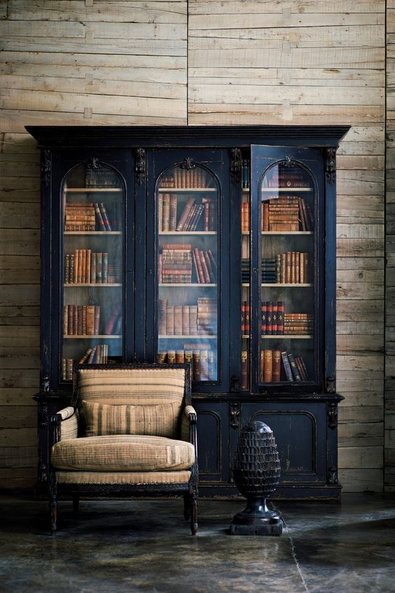дизайн мебели под старину