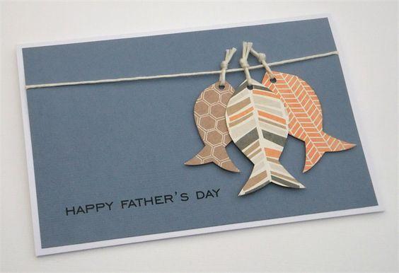 Открытка папе рыбак, поздравления девочке годик