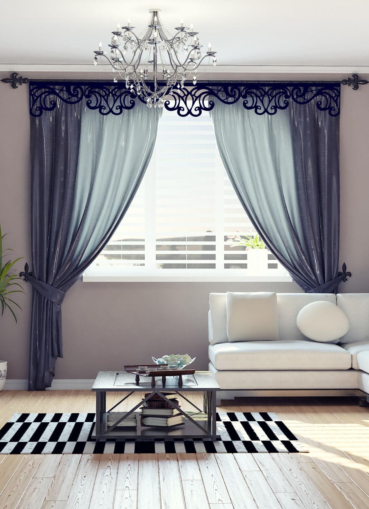 делом, модные шторы для зала фото самом деле счету