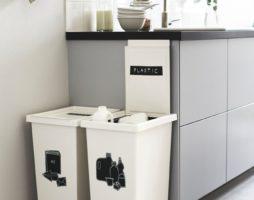 Выбираем мусорное ведро для домашней кухни