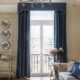 Красивые шторы для зала: дизайн, фото, новинки 2018, с ламбрекенами и без
