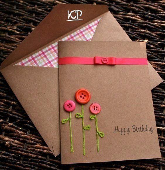 Римме, открытки своими руками на день рождения легко и просто