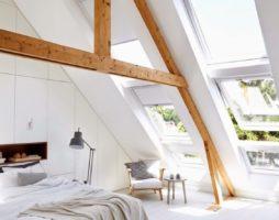 Крыши мансардного типа в частных домах