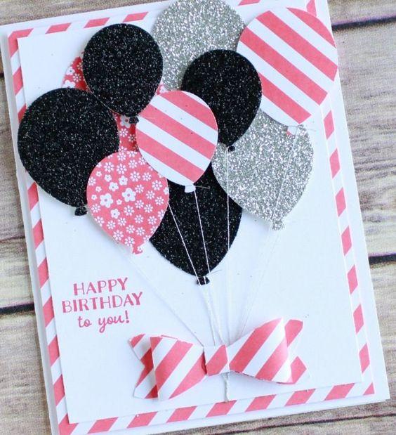 Какую открытку можно сделать подруге своими руками на день рождение
