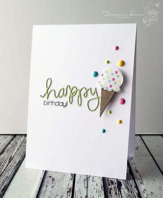 Открытка на день рождения открытка написанная от руки